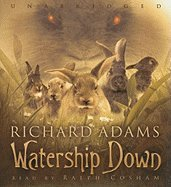 Watership Down [Audiobook, Unabridged] [Audio CD]