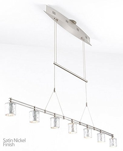 5517 Low Voltage Pendant - krstall round, 220 - 240V (for use in Australia, Europe, Hong Kong etc.), brushed brass, no kit