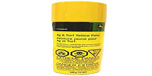John Deere Original Equipment Yellow Spray Paint #TY25641