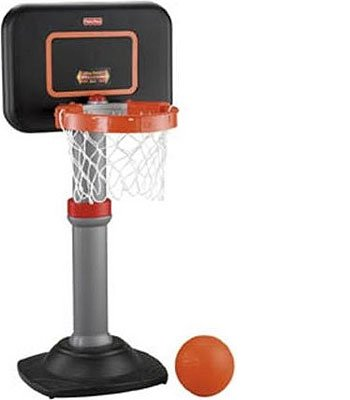 Fisher-Price Grow to Pro Basketball Junior Set