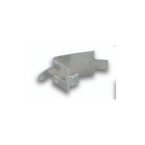 Heavy-duty Aluminum Snap in Shelf Support | Width: 3/4'' | 50 Pack
