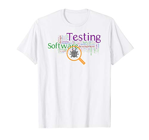 Software Testing Quality Assurance QA Engineer T-Shirt