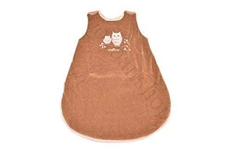Saco de dormir Pañoleta MANTA Grobag Bebé Recién Nacido bordado 3-6 meses GB OFERTA - Marron: Amazon.es: Bebé