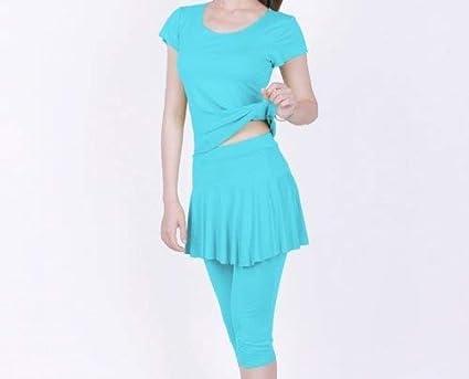 Amazon.com : Womens Summer New Short Skirts Pants Yoga ...