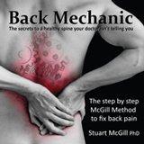 Back Mechanic by Dr. Stuart McGill (2015-09-30) by Stuart McGill
