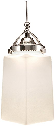 Rectangular Glass Pendant Lighting - 6