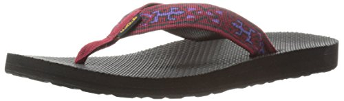 Lizard Flip Women Teva Flop Red Old Classic pXaOqw