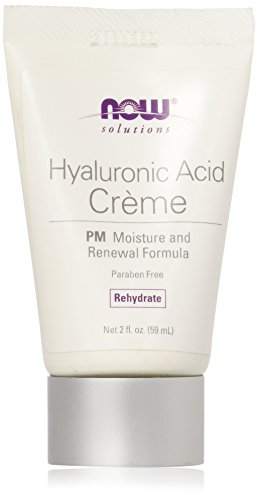 NOW Hyaluronic Acid Cr%C3%A8me 2 Ounce