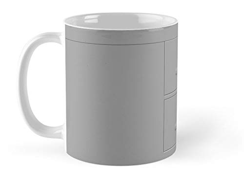 - Filing Cabinet 11oz Mug - The best gift for family and friends.