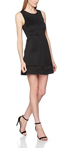 Ajouree LPB Woman Femme Robe Noir Noir Scuba qPZPHxF