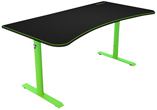 Gaming Furniture ARENA-NA-GREEN Gaming Desk Green Retail