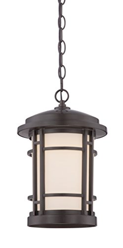 (Designers Fountain LED22434-BNB Barrister 9