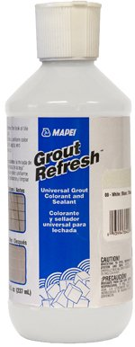 Grout Refresh - White - 8oz. Bottle from Mapei