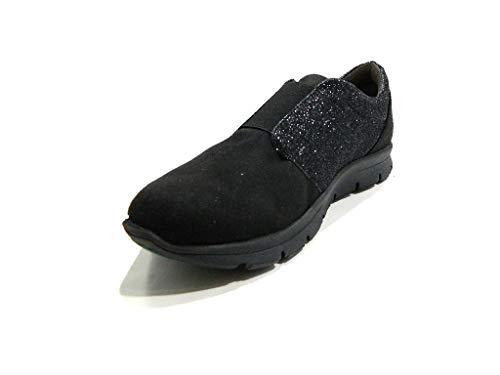 Nero Slip Fenech Plantare Sneakers On Fir Donna Plantas Scarpe wCPqOna