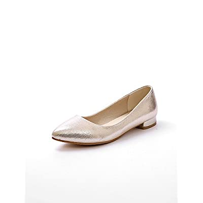 shangy idamen Chaussures–Ballerines–Mariage/outddor/robe/Lässig–en cuir synthétique–talon plat–Confort/Chaussures à