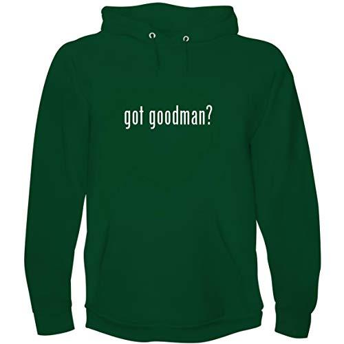 The Town Butler got Goodman? - Men's Hoodie Sweatshirt, Green, ()