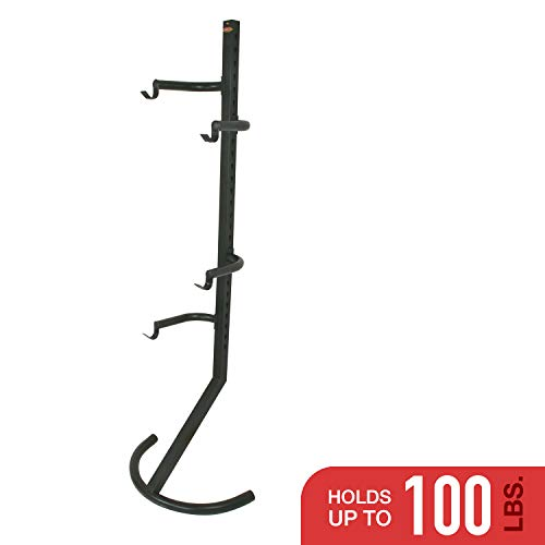 - Racor - PLB-2R Gravity Bike Rack - Wall Bike Stand