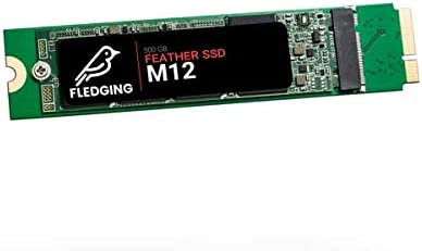 Feather M12 SSD Internal Upgrade by Fledging: Amazon.es: Electrónica