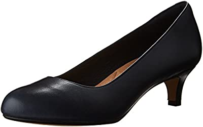 CLARKS Women's Heavenly Shine Dress Pump