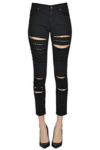 Mcgldnm000004016i Denim Gaelle Nero Donna Paris Jeans tqBaF