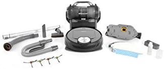 Ecovacs DEEBOT R96 sac d'aspirateur 0,4 l robot aspirateur noir