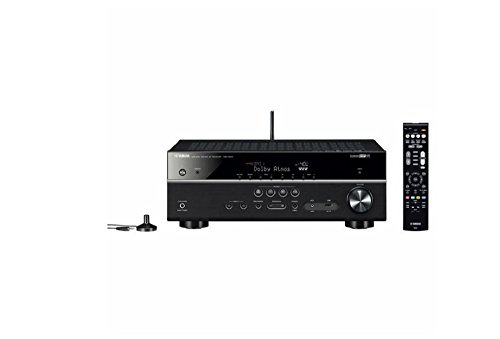Yamaha TSR 5810 7 2 channel Bluetooth Capabilities