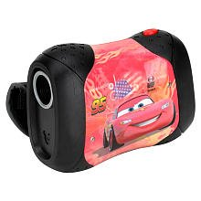 Sakar Disney 39006-RS Cars Camcorder with 1.5-Inch LCD Sc...