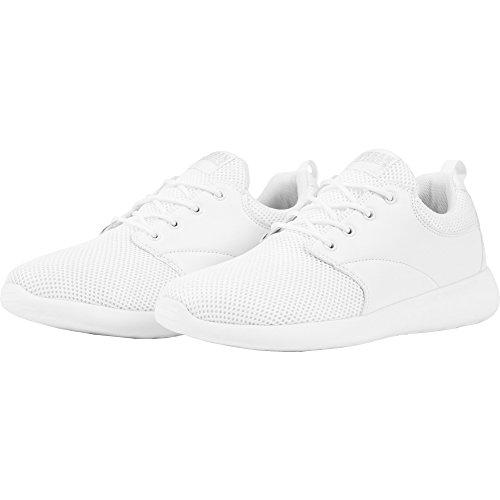 Weiß wht Light 243 Classics Unisex Zapatilla Shoe Urban Runner Baja Adulto wht g8U6xq4