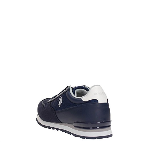 U.S. Polo Assn. TABRY4145S7/MY1 Sneakers Uomo Tessuto DKBL DKBL 44