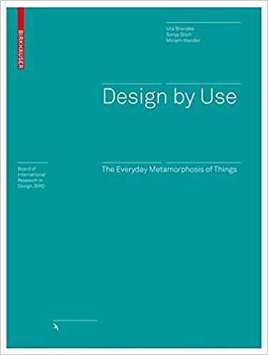 Book Design by Use (Board of International Research in Design) by Uta Brandes (2008-10-02)