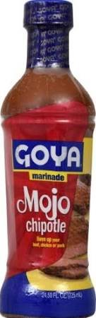 Goya Mojo Chipotle (Goya Marinade Mojo Chipotle 24.5 fl oz ( 2 pack ))