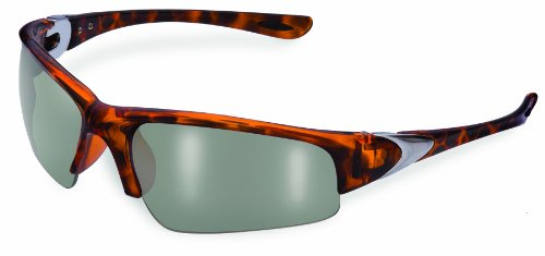 Specialized Safety Products ENTIAT 1.5 DMI M 95164 Unisex 1.5 Bifocal/Reader Safety Glasses with Tortoise Frames and Silver Mirror - Sunglasses Specialized
