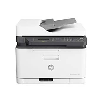 Amazon.com: HP Color Laser 179fnw Wireless All in One Laser ...