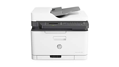 HP Color Laser 179fnw Wireless All in One Laser Printer with Mobile Printing & Built-in Ethernet (4ZB97A) (Best Printer In The World)