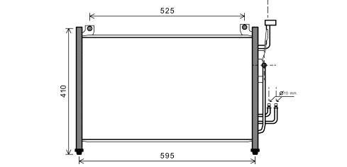 PRASCO MZA5236D Klimaanlagen