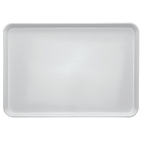 HUBERT Bakery Tray Meat Tray Market Tray In Black Fiberglass- 18