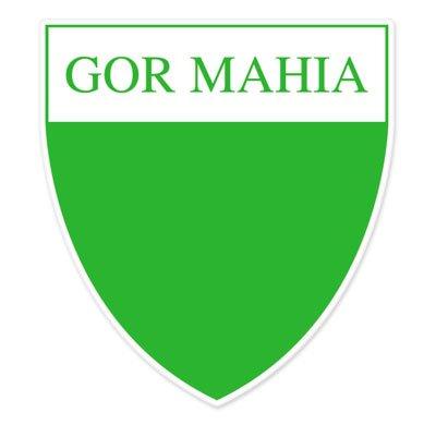 fan products of Gor Mahia - Kenya Football Soccer Futbol - Car Sticker - 4