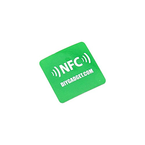 18 PCS TIAO NFC Stickers Tags -