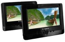 Blusens Technology S.L.U P63 - Blusens DVD Portátil 7 Doble ...