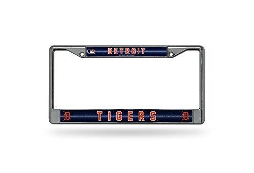 MLB Bling Chrome License Plate Frame – DiZiSports Store