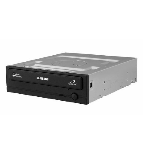 Samsung 24x SATA DVD+RW DVD-Writer Internal Optical Drive (SH-224FB/BSBE)