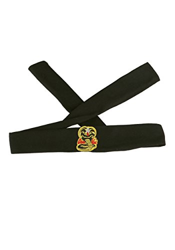 Karate Kid Cobra Kai Headband Standard -