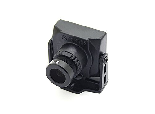 FatShark 900TVL WDR CCD FPV Camera with Intergrated Control Stick (NTSC) B019IE4A3G