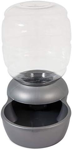 Amazon.com: Petmate Replendish Gravity Waterer w/Microban ...
