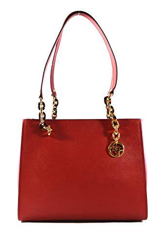 Michael Kors Red Handbag - 6