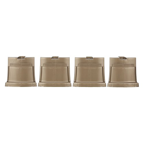 Neater Feeder Deluxe Leg Extensions - 4 Pack - Medium Size (only Compatible with Deluxe Model) -