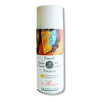 Sennelier D'artigny Oil Pastel Sprayfix 400ml ()