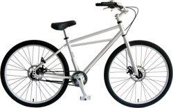 INZIST BICYCLE 26インチクルーザー SS ホワイト B014QRS92I