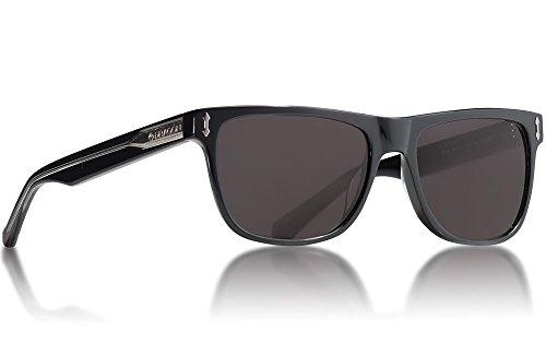 Dragon Brake Sunglasses Gloss Black with Smoke Lens + - Dragon Proflect Sunglasses