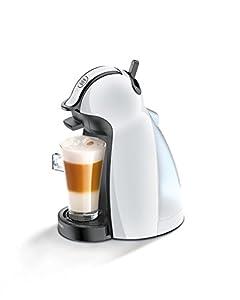 DeLonghi EDG 100.W Nescafé Dolce Gusto Piccolo Kaffeekapselmaschine (manuell)...